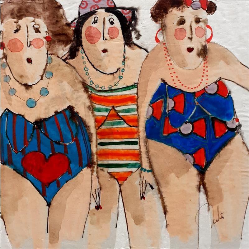Marguerite, Loreta, Paule