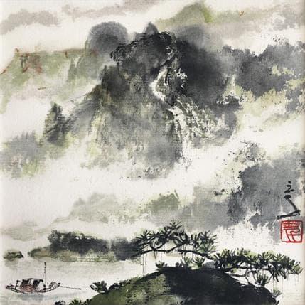 Sanqian Grey 13 x 13 cm