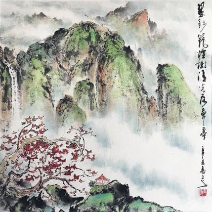 Sanqian Refreshing 36 x 36 cm