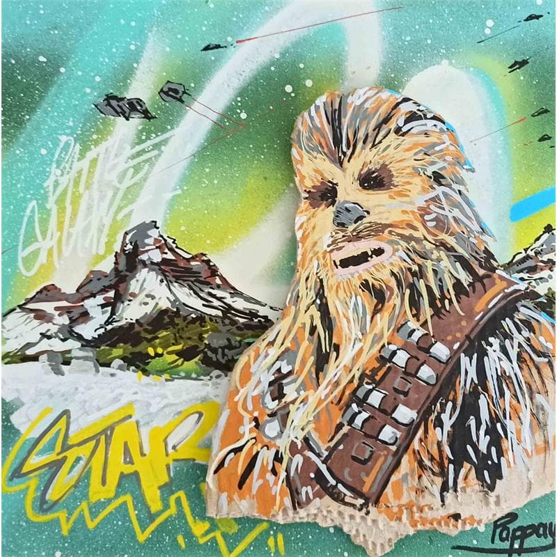 Chewie is back