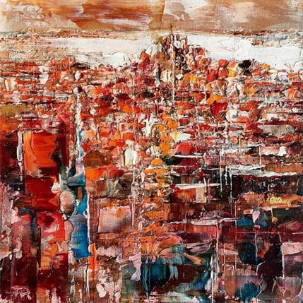 Pierre Reymond New york city 19 x 19 cm