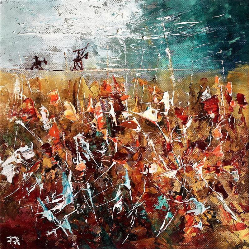 Don Quichotte sur la ligne