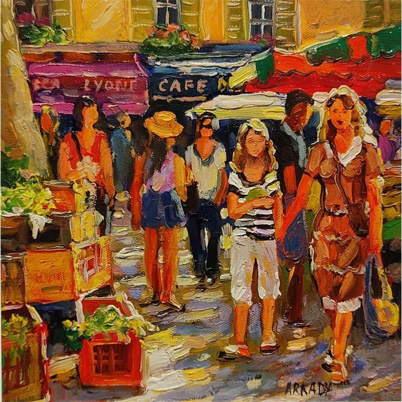 le marché de Lyon