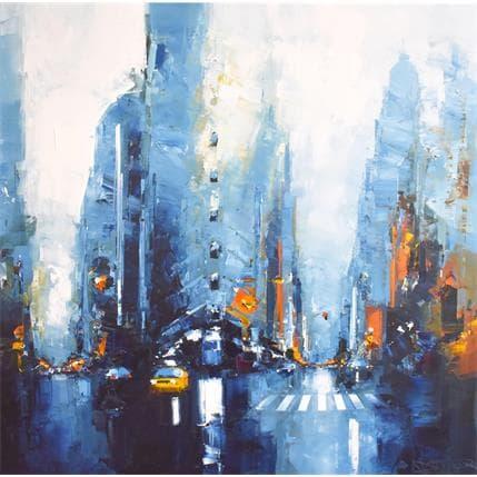 Daniel Castan Flatiron 100 x 100 cm