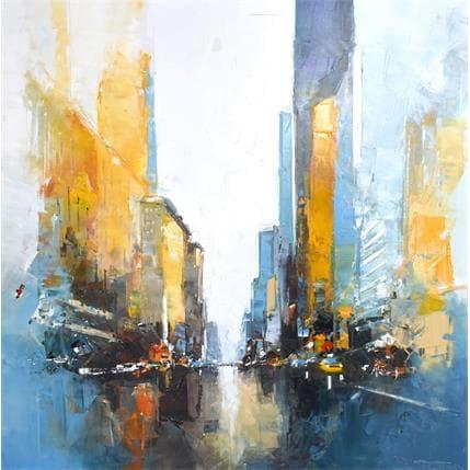 Daniel Castan Broome street 100 x 100 cm
