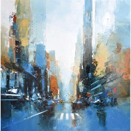 Daniel Castan Hoiston street 100 x 100 cm