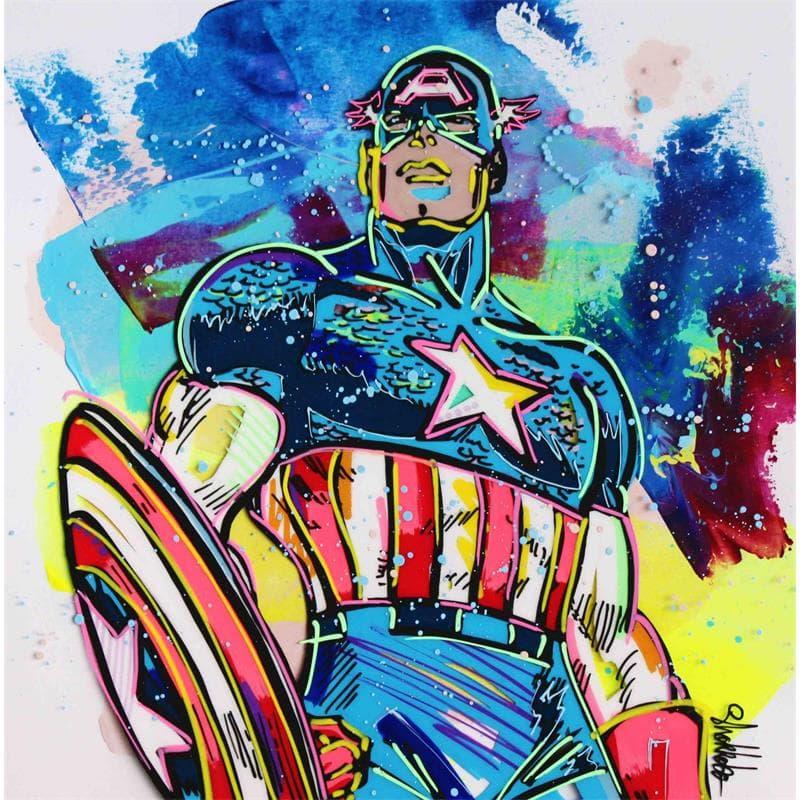 Captain América 164c