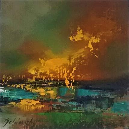 Belanszky Demko Beata Golden Rain 13 x 13 cm