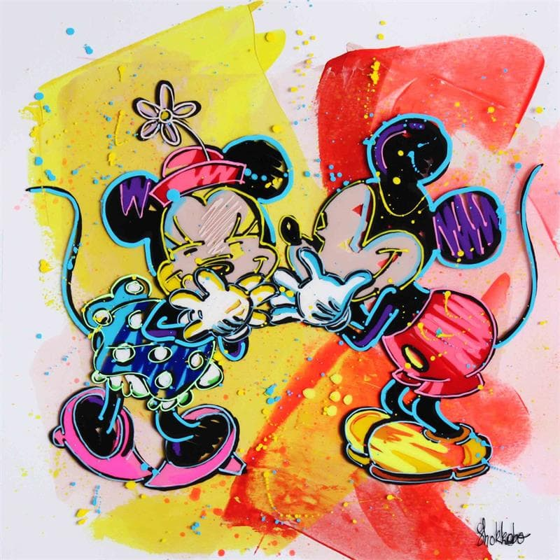 Mickey et Minnie 146c