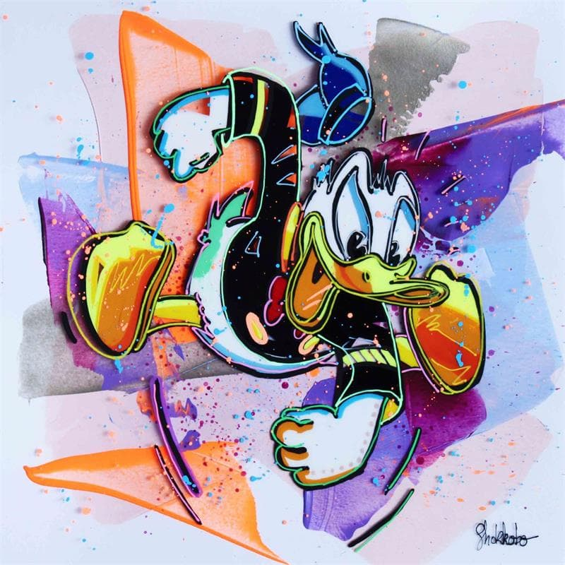 Angry Donald 147c