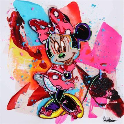 SHOKKOBO Minnie 151c 25 x 25 cm