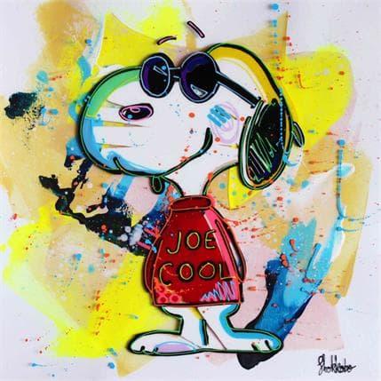 SHOKKOBO Joe Cool 154c 25 x 25 cm