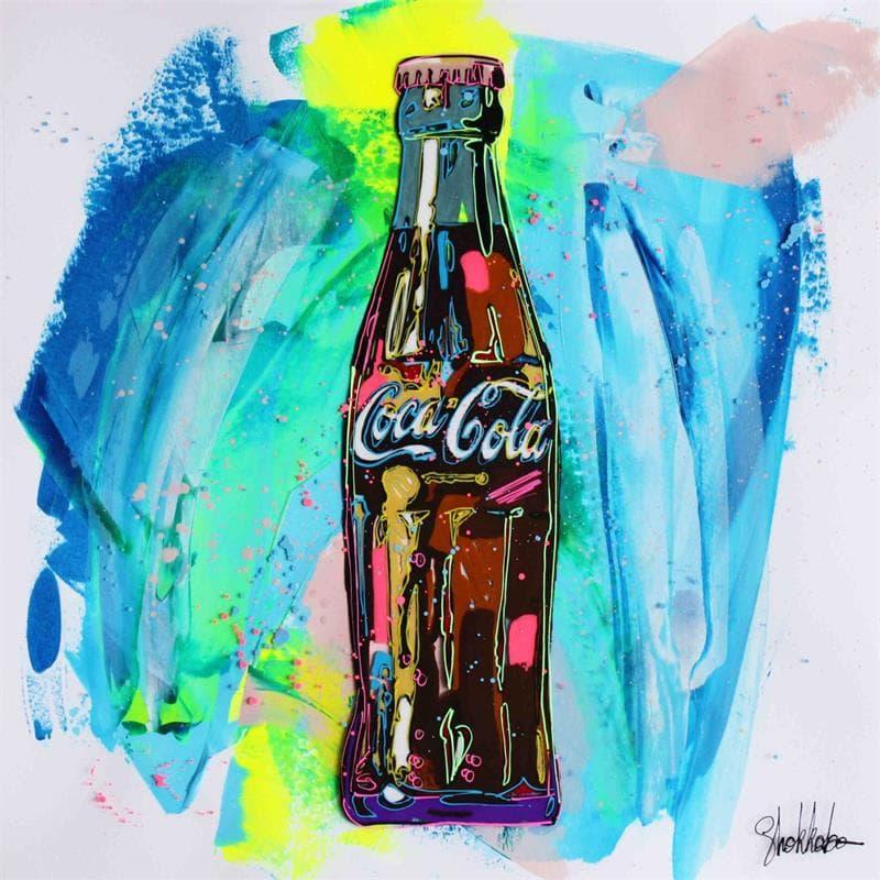 Coca bottle 130d