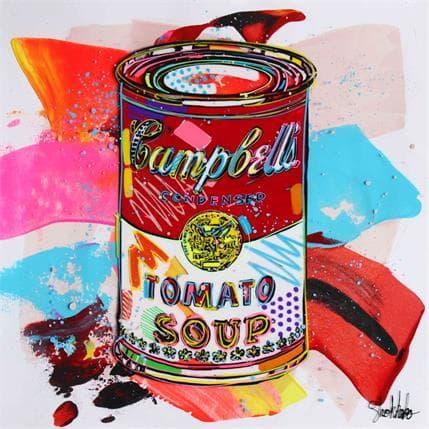 SHOKKOBO Campbell's soup 133d 36 x 36 cm