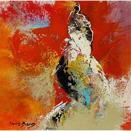Sabrina Bisard G 1601 36 x 36 cm