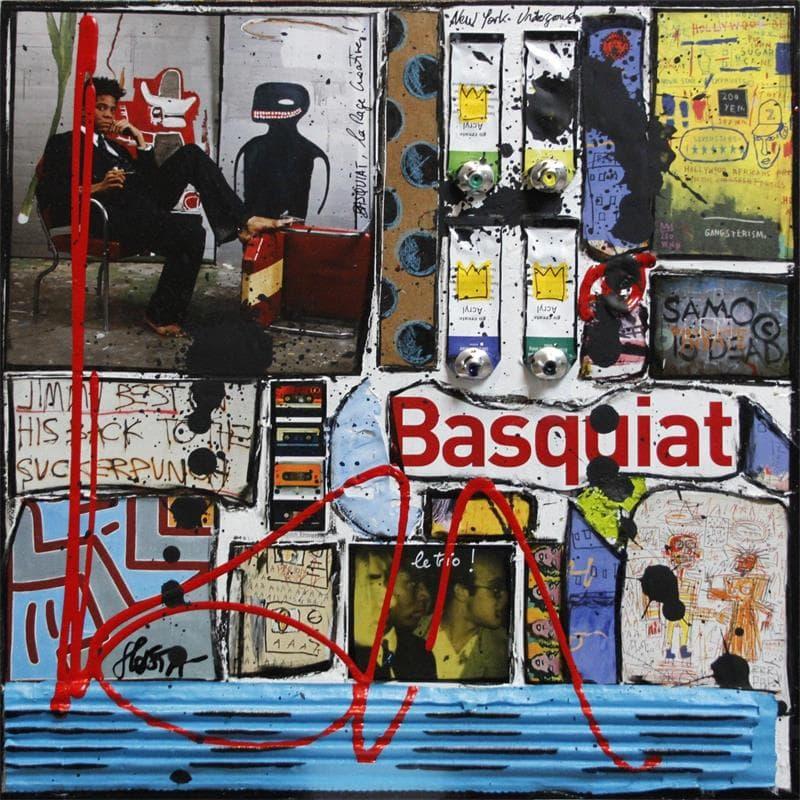 Basquiat, la rage créative