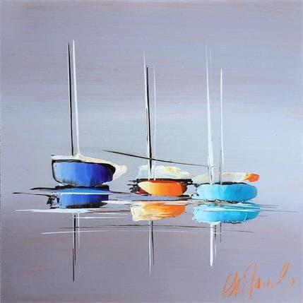 Eric Munsch Joie 25 x 25 cm