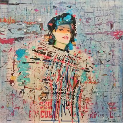Vieux Thierry MME MOLOTOV 100 x 100 cm